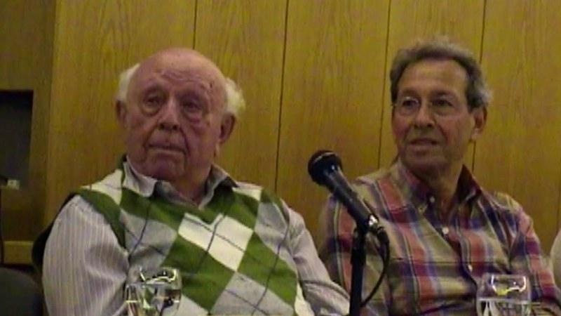 Ari Rath & Shaul Otto Baumann & Avi Baumann