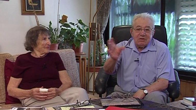 Chava & Arie Feier
