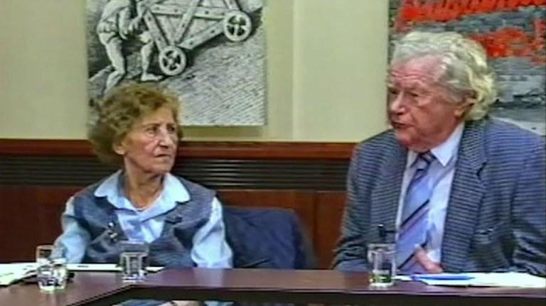 Ester Tencer & Roman Strassmair