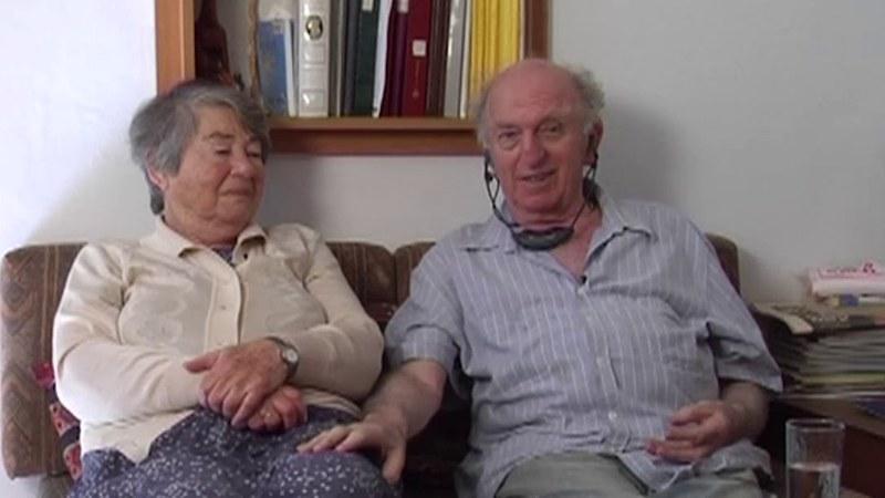 Josef & Bracha Kohn